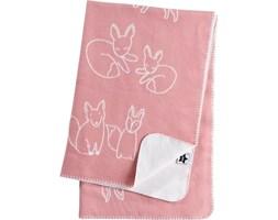Kocyk Edvin różowy