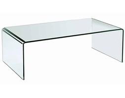 Stolik szklany PRIAM A - szkło transparentne 10mm