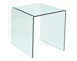 Stolik szklany PERSOS B - szkło transparentne