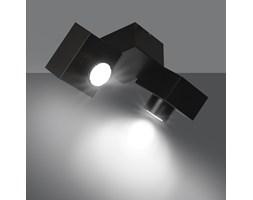 OPTIX 2B BLACK 822/2B lampa sufitowa nowoczesna spot