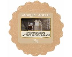 Yankee Candle wosk zapachowy do kominka tarta zapachowa - Sweet Maple Chai