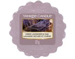 Yankee Candle wosk zapachowy do kominka tarta zapachowa - Dried Lavender & Oak