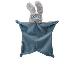 Kocyk Bunny 27x40 cm niebieski