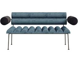 Sofa RollRoll niebieska, proj. K. Jasyk, Happy Barok