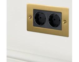 2G Euro Socket - Brass [C-Mg900]