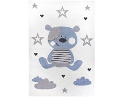 Dywan Carpetforyou Teddy Blue