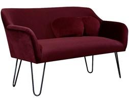 Sofa Plum 3 burgund  proj. K. Jasyk, Happy Barok