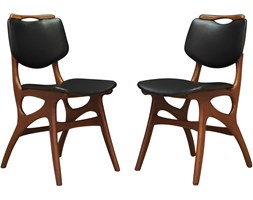 Para krzeseł, Pynock, Dania, lata 70.