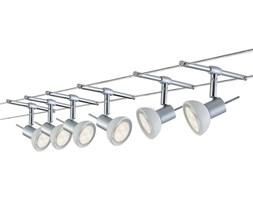 SHEELA-Komplet 6 Reflektorków LED na kablach z Metalu Dł.10M