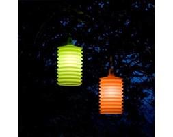 LAMPION-Lampa wisząca zewnętrzna Silikon Wys.27cm