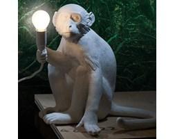 MONKEY-Lampa stojąca zewnętrzna Małpa siedząca Wys.32cm