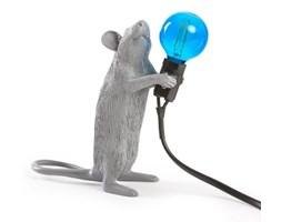 MOUSE-Lampa stojąca Mysz stojąca Żywica Wys.14cm