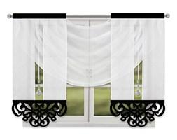 Zestaw paneli CHLOE z kryształkami 200x150cm: Kolor - Biały