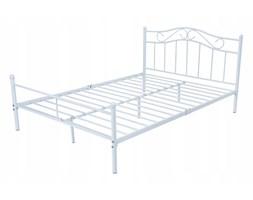 łóżka Metalowe Oficjalny Sklep Allegro Wyposażenie Wnętrz