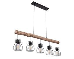 Lampa wisząca MINA GLOBO styl industrialny metal 15326-5N