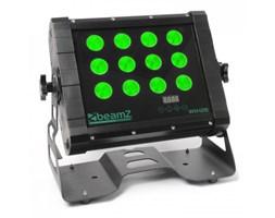 Beamz WH128 Efekt Wall Washer 12 x 8W Diody Quad-LED IP65 DMX
