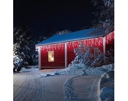 Oświetlenie świąteczne Zewnętrzne Wyposażenie Wnętrz