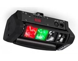 Ibiza LED8-Mini mini pająk efekt świetlny LED DMX z pałąkiem montażowym
