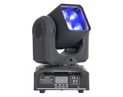 Ibiza LMH410 Movinghead ruchoma głowa 4 x 4-w-1 LED RGBW10W zoom DMX LED