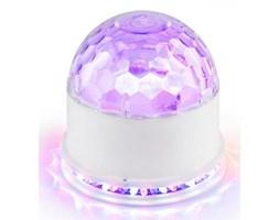 MAX 2-w-1 Sunflower  Jelly Ball efekt świetlny LED 48 RGB LED sterowanie muzyką