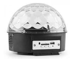 MAX Magic Jelly Półkula z odtwarzaczem MP3 Efekt świetlny LED RGB sterowanie muzyką USB SD