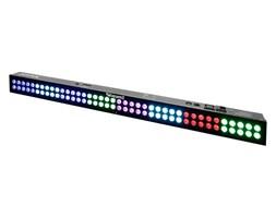 Beamz  LCB803 LED belka oświetleniowa bar 80x3W LED tryb DMX/stand-alone 120W czarna