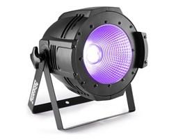 Beamz Professional COB 100UV Reflektor PAR 100 W UV-LED tryb DMX lub standalone kolor czarny