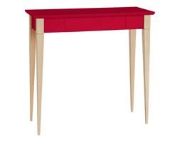 Biurko Mimo 65x40 cm czerwone