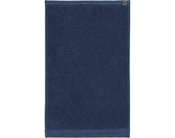 Ręcznik Connect Organic Uni ciemnoniebieski 30 x 50 cm