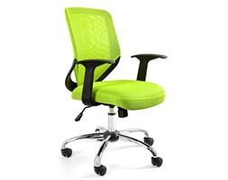 Krzesło obrotowe Unique Mobi zielone kod: W-95-9 - do kupienia: www.superwnetrze.pl