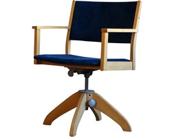 Fotel obrotowy, Szwecja, lata 80.