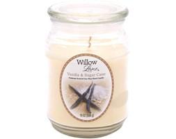 Świeca zapachowa Candle-lite sojowa duża 538 g - Vanilla & Sugar Cane
