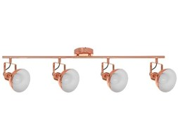Lampa BriTop EDIT listwa sufitowa 4 pkt miedziany 2740413