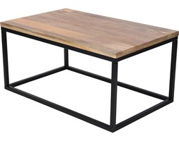 Stolik kawowy prostokątny, z drewna mango 100 x 60 x 48 cm