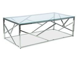 Ława Escada A Transparentny/Srebrny 120x60