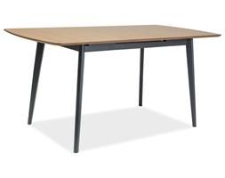 Stół Vitro Ii Dąb/Grafit 120(160)X80