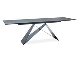 Stół Westin Czarny/Czarny Mat (160-240)X90