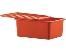 Pudełko Box pomarańczowe