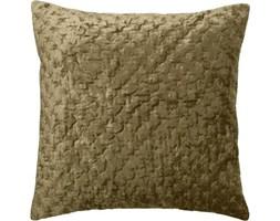 Poduszka dekoracyjna aksamitna Lux 50x50 cm musztardowa