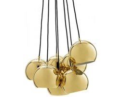 Lampa wisząca BALL MULTI - złota