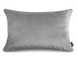 Szara poszewka na poduszkę WeLoveBeds Silver, 40x60 cm