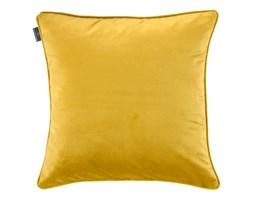 Żółta poszewka na poduszkę WeLoveBeds Dijon, 50x50 cm