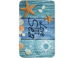 Dywaniki łazienkowe Starfish, pianka memory