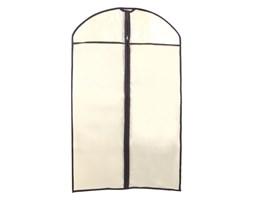 Pokrowiec na odzież 60 x 100 cm beżowy