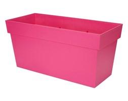 Donica Verve Nurgul 80 cm różowa