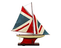 Authentic Models :: Model statku  Union Jack Pond Yacht