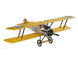 Authentic Models :: Model samolotu Sopwith Camel, S