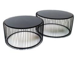 Kare Design :: Zestaw 2 stolików Wire Black