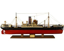 Authentic Models :: Model statku Tramp Steamer 'Malacca'