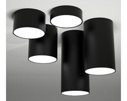 Shilo ::  Plafon / lampa sufitowa / ZAMA 1128 (GX53) - czarna